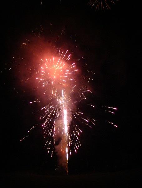 Black Cat Fireworks Roman Candles